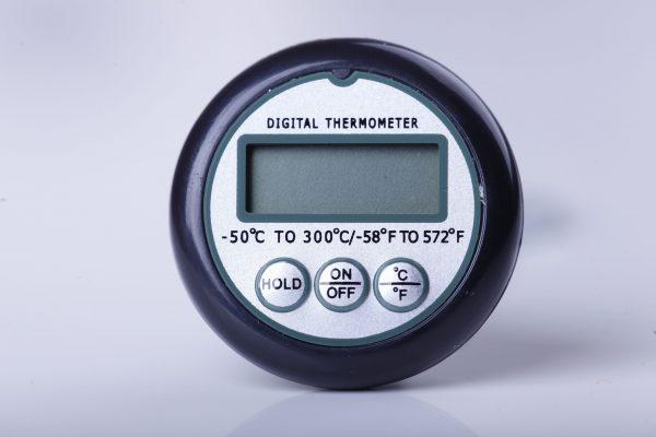 coffee sensor thermometer display