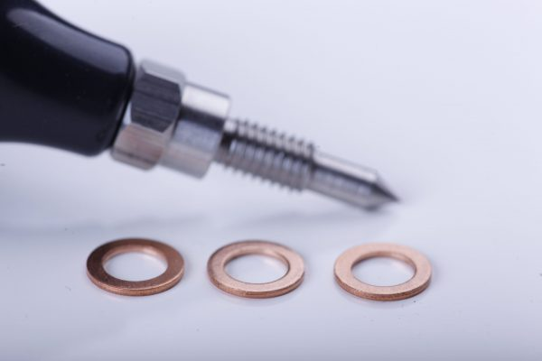 temperature coffee sensor with three copper washers