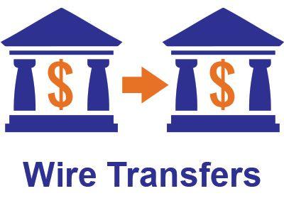 wire transfer