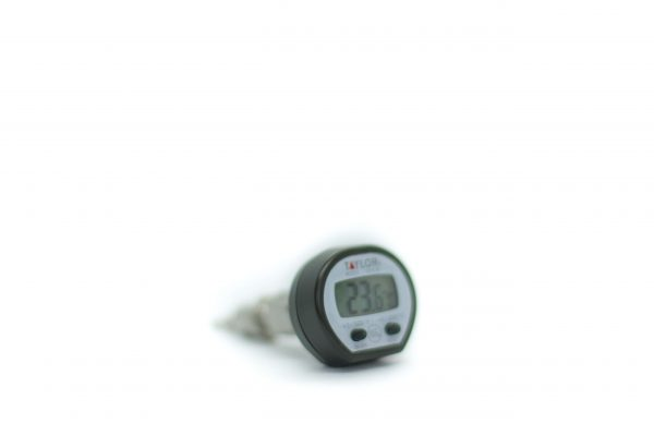 Digital Coffee Sensor Thermometer and adapter for E61 Groupheads - Pro Version