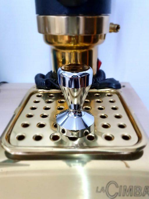 La Pavoni Europiccola Millenium tamper 51.5 mm base