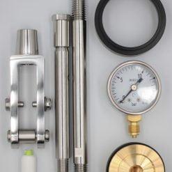 coffee sensor pavoni piston pressure kit content