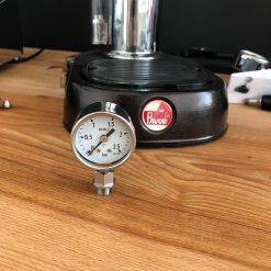 Coffee Sensor Complete set Pressure Gauge and adapter for La Pavoni Europiccola SS304