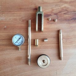 Coffee Sensor Brass piston pressure kit for the La Pavoni Europiccola Pre-Millennium and Millenium machines