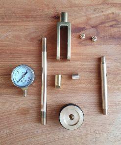 Coffee Sensor Brass piston pressure kit for the La Pavoni Europiccola Pre-Millennium and Millenium machines