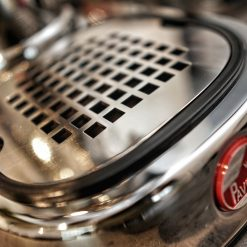 La Pavoni Lever Custom Pro Stainless Steel Drip Tray or Grid Plate