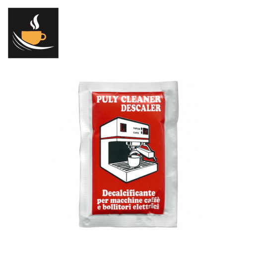 Puly Caff Baby Cleaner and Descaler Powder 1 package of 30 gram