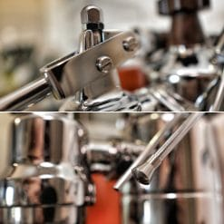 La Pavoni Lever Stainless Steel upgraded pin set