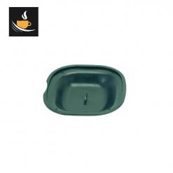 La Pavoni lever black plastic drip tray