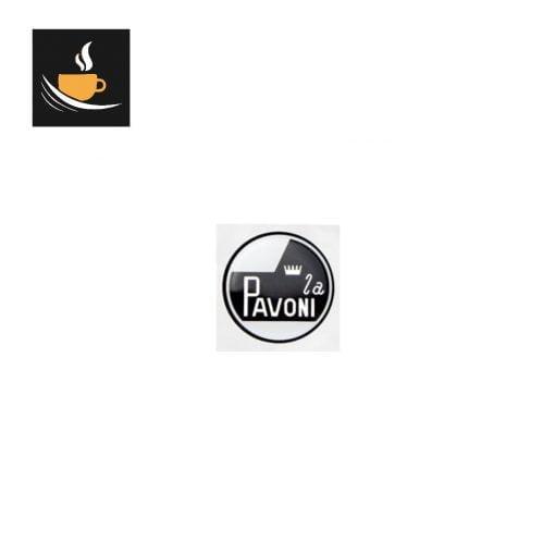 La Pavoni Lever Black and white Logo Sticker code 380000
