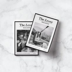 1st Issue of The Lever Magazine (English)