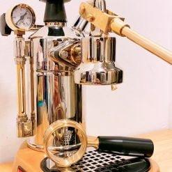 Restored La Pavoni Professional Pre Mill APRIL 1983 model
