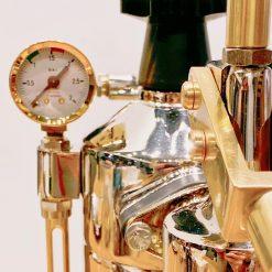 La Pavoni Gold 2.5 bar boiler pressure gauge