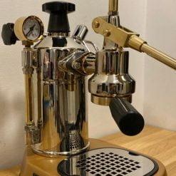 Restored La Pavoni Professional Pre Mill APRIL 1983 model 3