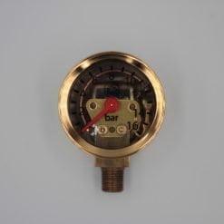 La Pavoni Lever Piston Shaft Pressure Gauge 0-16 Bar OEM Part No. 5530014