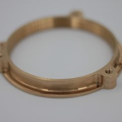 La Pavoni Lever boiler fixing ring 31104701 M80.4 x 1.25 - Fine thread