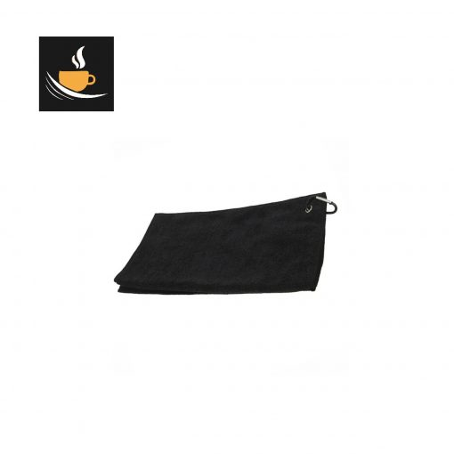 BARISTA Microfibre Cleaning Cloth with Snap Hook - 500mm x 300mm