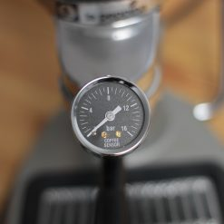 La Peppina Stainless Brew Pressure Gauge adapter