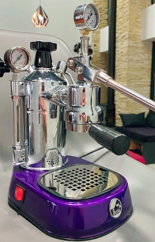 Restored and Fully upgraded La Pavoni Pro 1995 with Post Mill group head
