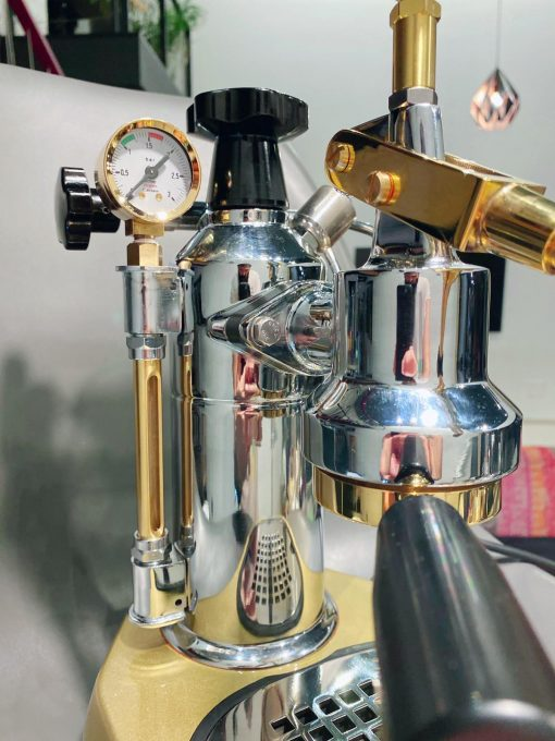 Restored and Fully upgraded La Pavoni EP Pre Mill