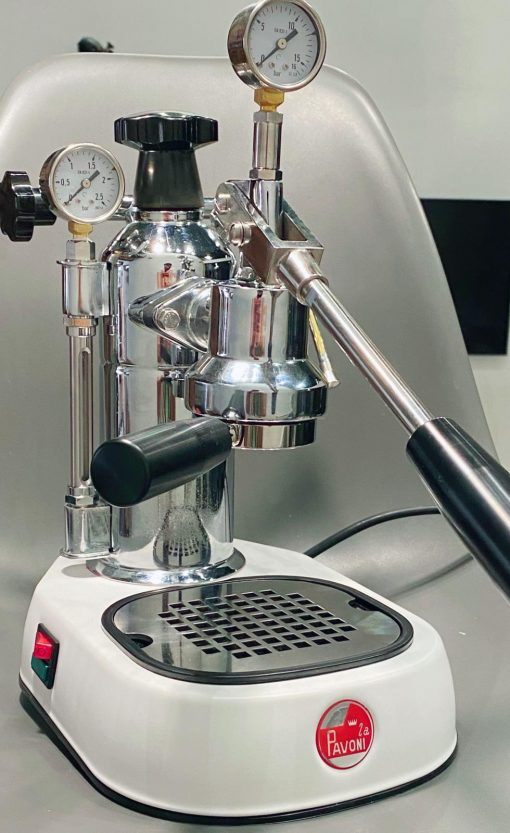 Restored and Fully upgraded La Pavoni EP Settembre 1996