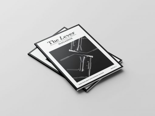 3rd Issue of The Lever Magazine (English)