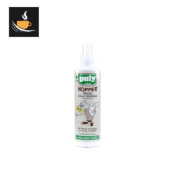 Puly CAFF grinder hopper spray detergent cleaner - bottle of 200ml