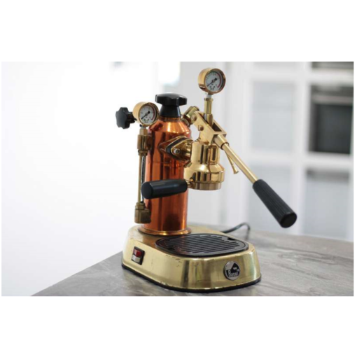 Restored and fully upgraded La Pavoni Europiccola Dual Heating from 70's