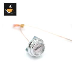 Vibiemme and Brasilia 16 bar pressure gauge with capillary tube